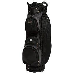 GloveIt Black Mesh Golf Bag