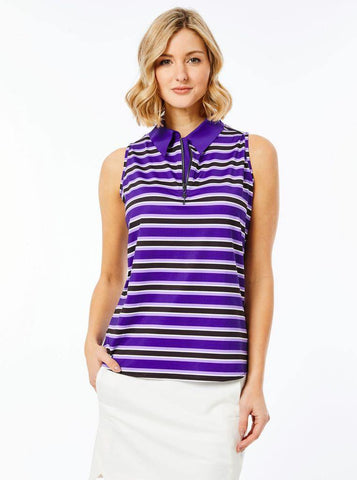 Belyn Key Breckenridge Zip Keystone Sleeveless