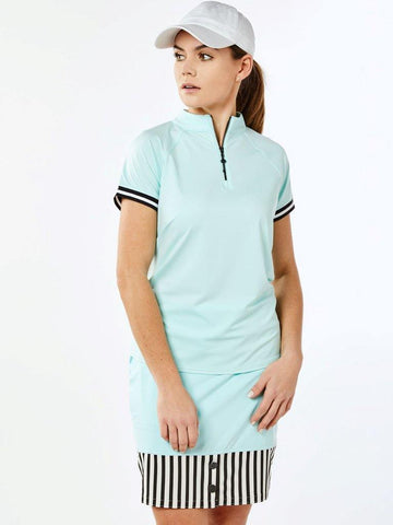 Belyn Key Carlisle Sport Short Sleeve Polo