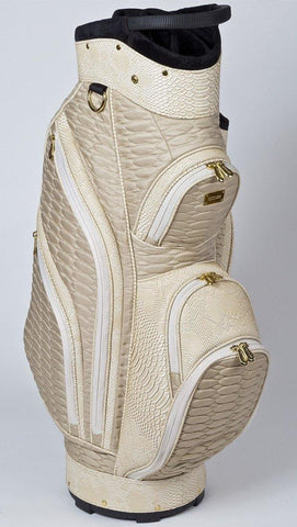 Cutler Taylor Beige Golf Bag