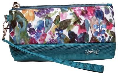 GloveIt 2020 Painted Meadow Wristlet