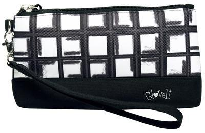 GloveIt 2020 Abstract Pane Wristlet