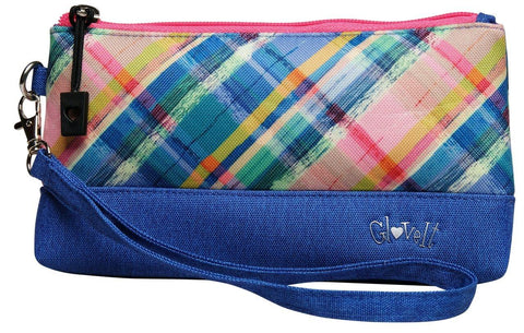 GloveIt 2021 Plaid Sorbet Wristlet - Gals on and off the Green