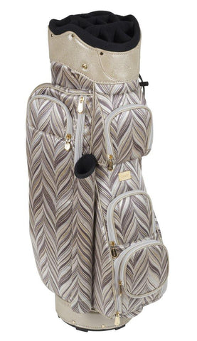 Cutler White Russian Golf Bag