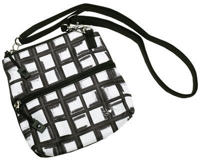 GloveIt 2020 Abstract Pane 2 Zip Carry All Bag