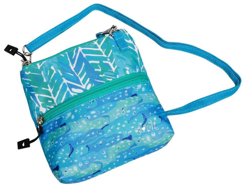 GloveIt 2021 Mystic Sea 2 Zip Carry-All Bag