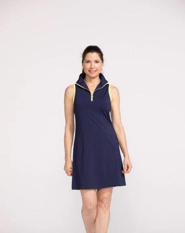 Kinona Kihei Simply Chic Sleeveless Golf Dress