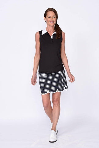 Golftini Ace Stretch Cotton Skort