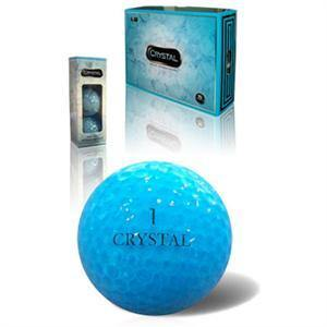 Agua Crystal Golf Balls