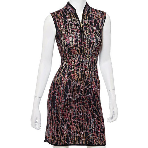 EP Pro Wild Card Sleeveless Chain Dress