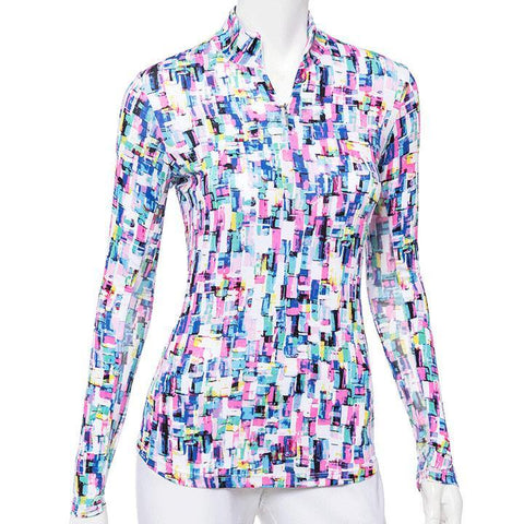 EP Pro True Colors Confetti Long Sleeve - Gals on and off the Green
