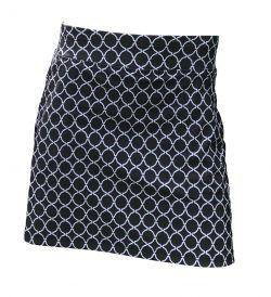 B-Skinz Black & White Chanel Skort