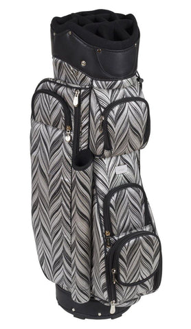 Cutler Black Russian Golf Bag - Gals on and off the Green