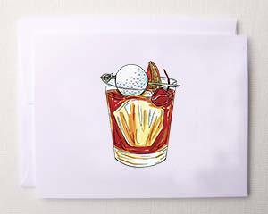 Bloom Designs Note Cards Call Me Old Fashion Print