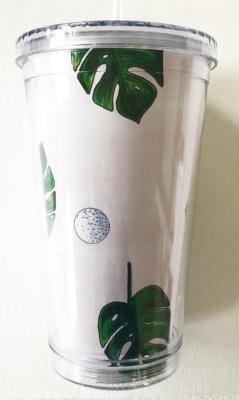 Bloom Designs Golf Palm Tumbler
