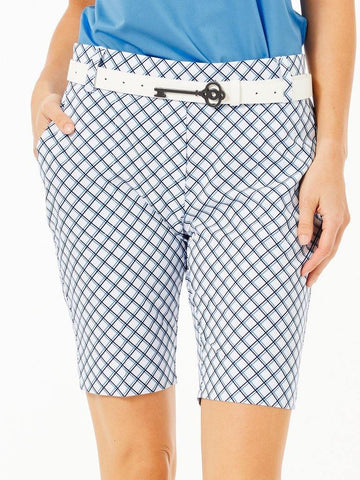 Belyn Key Laguna Bermuda Short - Gals on and off the Green