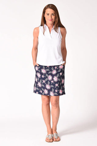 Golftini Go Fish Performance Skort