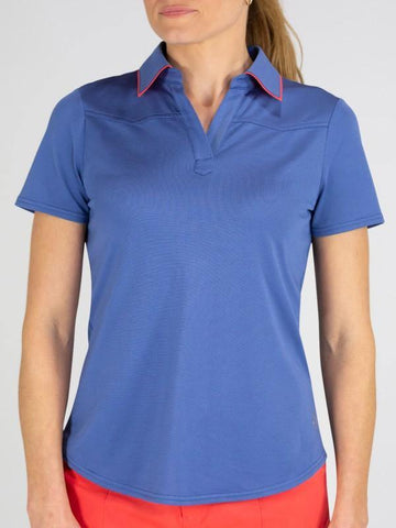 JoFit Dixie Tipped Polo