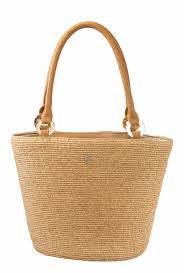 Helen Kaminski Kiri Small Raffia Braided Bag