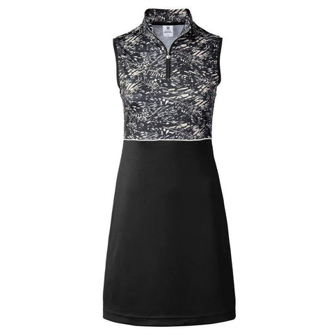 Daily Sports Luna Black Sleeveless Dress