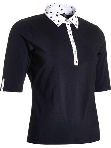 Abacus Emy 1/2 Sleeve Polo