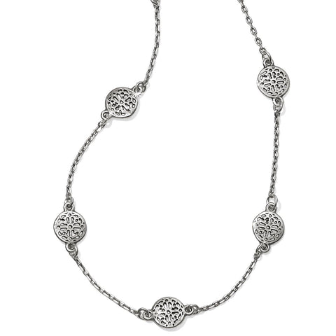 Brighton Ferrara Petite Collar Necklace - Gals on and off the Green