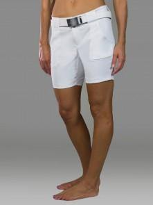 Jofit | Belted Golf Short  (Black or White Essential)