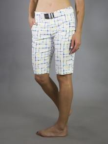 Jofit Limoncello Belted Bermuda Shorts