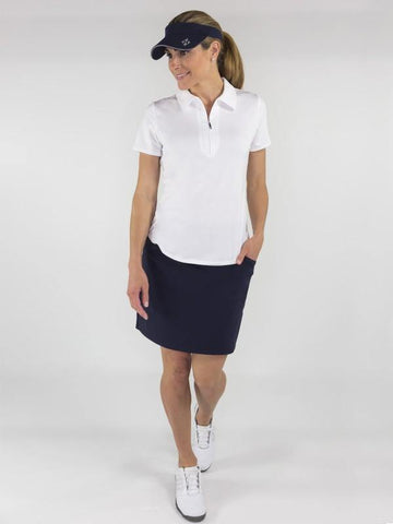 JoFit Short Sleeve Performance Polo (Black or White Essential)
