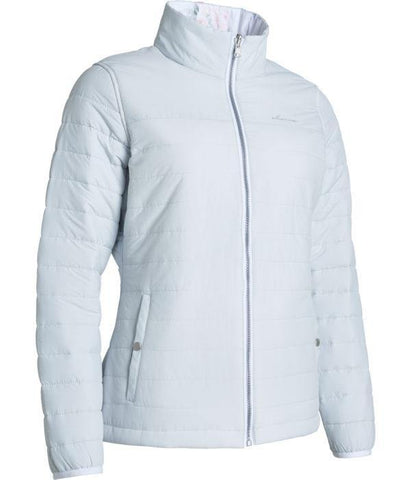 Abacus Heaven Padded Reversible Jacket - Gals on and off the Green