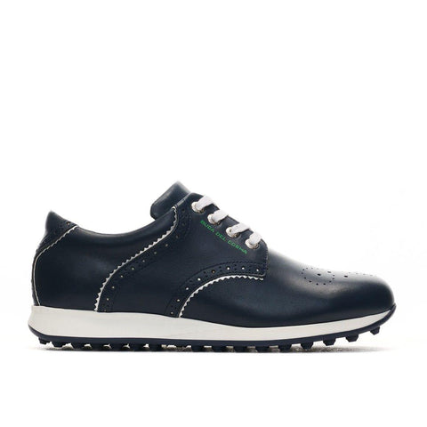 Duca Del Cosma Isabel Navy Golf Shoe