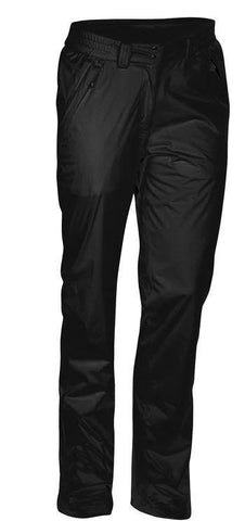 "Daily Sports Merion Black Rain Pants (29"")"