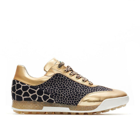 Duca Del Cosma Marquessa Animal Print Golf Shoe