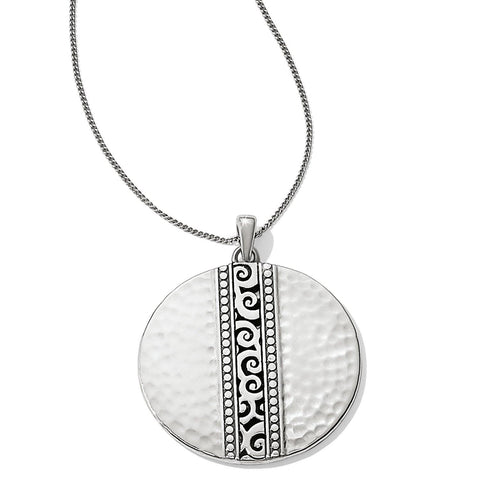 Brighton Mingle Disc Necklace - Gals on and off the Green