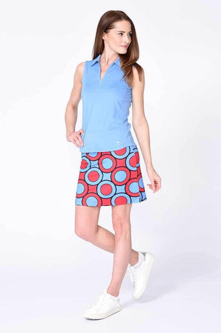 Golftini Monopoly Pull-On Tech Skort