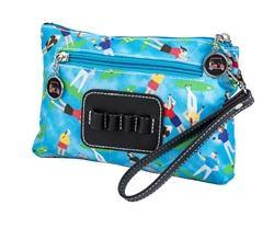 Sydney Love Match Play Cosmetic Wristlet
