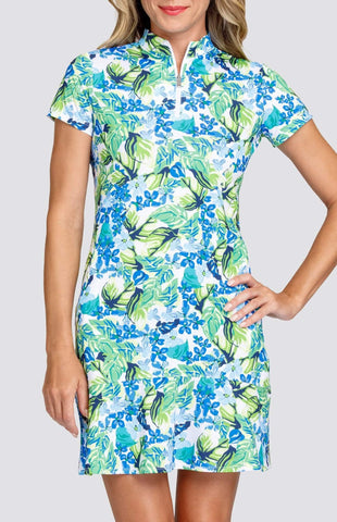 Tail Fun In The Sun Neale Dress (Tangled Tropics)