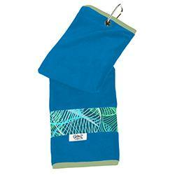 GloveIt Aqua Leaf Towel