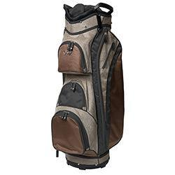 GloveIt Mixed Metal Golf Bag
