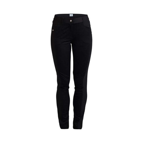 "Daily Sports Pace Black Pants 32"" - Gals on and off the Green"