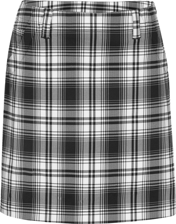 Nivo Mod Fashion Plaid Skort