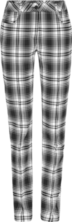 Nivo Mod Fashion Plaid Pant