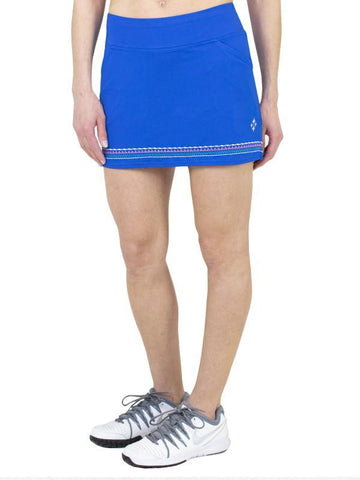 JoFit Stella Embroidered Skort (Small)