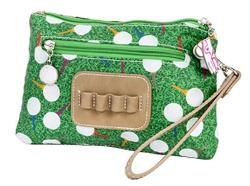 Sydney Love Teed Off Cosmetic Wristlet