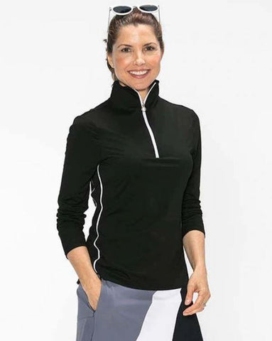 KInona Koloa Keep It Covered Long Sleeve Golf Top