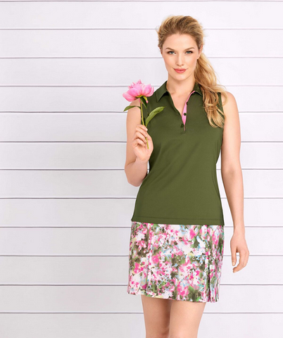 EP Pro Sitting Pretty Floral Bouquet Skort