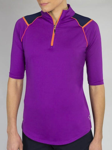 JoFit Mimosa Eclipse 1/2 Sleeve Polo