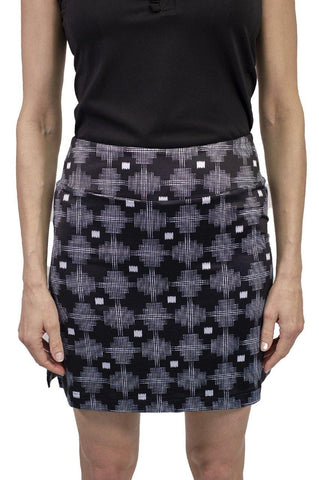 Golftini The Weekender Pull-On Tech Skort - Gals on and off the Green