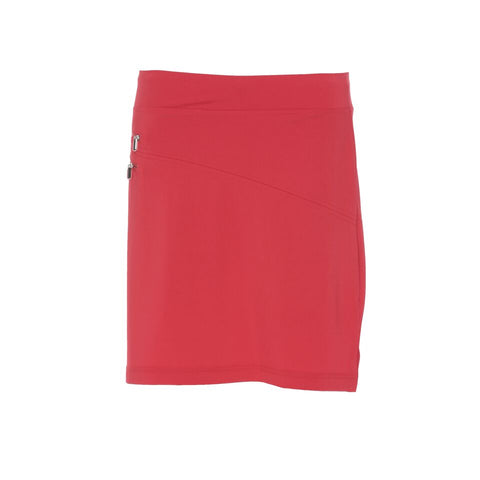 Sport Haley XOXO Solid Simone Pull-On Skort