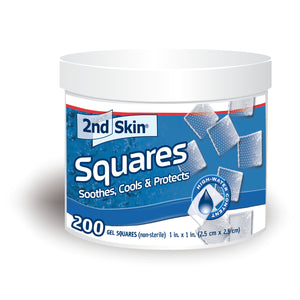 2nd Skin® Spenco® Squares (non-sterile)